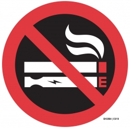 graphic regarding Free Printable No Smoking Signs identified as No Using tobacco Indications: Machusetts Conditioning Marketing Clearinghouse
