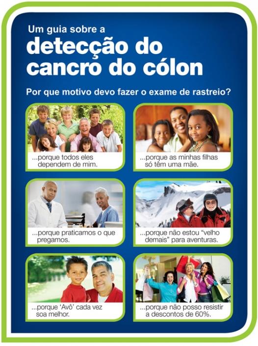 A Guide to Colon Cancer Screening - Portuguese: Massachusetts Health